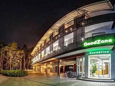 Отель GoodZone 4* Днепр Украина