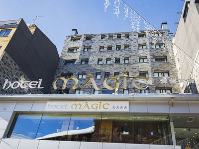 Отель Magic Pas 4* Па де ля Каса Андорра