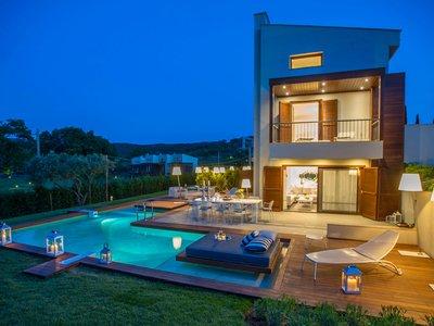 Отель Avaton Luxury Villas Resort 5* Халкидики – Афон Греция