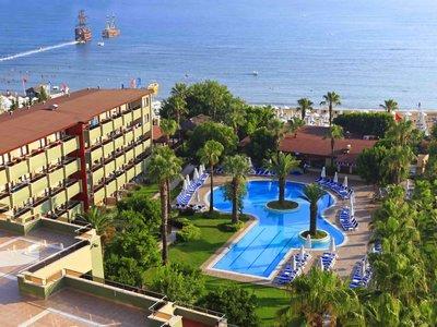 Отель Grand Side Hotel 4* Сиде Турция