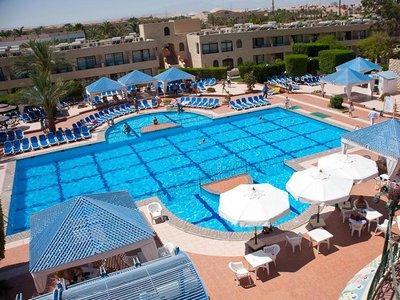 Отель Jasmine Village 3* Хургада Египет