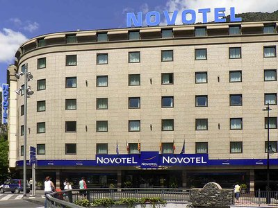 Отель Novotel Andorra Hotel 4* Андорра Ла Велья Андорра