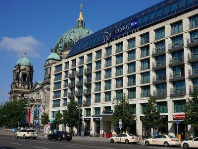 Отель Radisson Blu Berlin 5* Берлин Германия