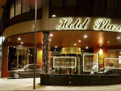 Отель Plaza Hotel 5* Андорра Ла Велья Андорра