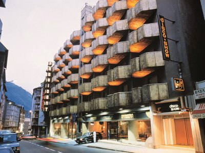 Отель President Hotel 4* Андорра Ла Велья Андорра
