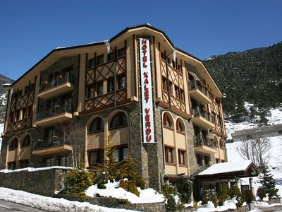 Отель Xalet Verdu Hotel 3* Пал-Аринсаль Андорра