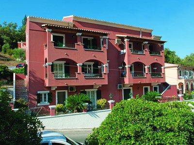 Отель Blumarin Apart Hotel 3* о. Корфу Греция