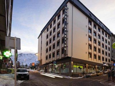 Отель Sporting Hotel 3* Па де ля Каса Андорра