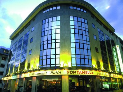 Отель Exe Prisma Hotel 4* Эскальдес - Энгордани Андорра