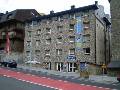 Отель Vall Ski Hotel 3* Сольдеу - Эль Тартер Андорра