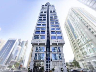 Отель TRYP by Wyndham Abu Dhabi 4* Абу Даби ОАЭ