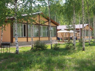 Отель Лесной Берег 3* Ярославль Россия