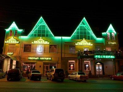 Отель Пирамида 4* Краснодар Россия