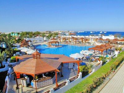 Отель Menaville Safaga Hotel & Resort 4* Сафага Египет