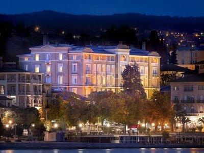Отель Remisens Premium Heritage Hotel Imperial 4* Опатия Хорватия