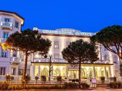 Отель Grand Hotel da Vinci 5* Римини Италия