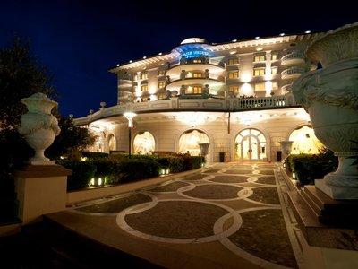 Отель Palace Hotel 5* Римини Италия