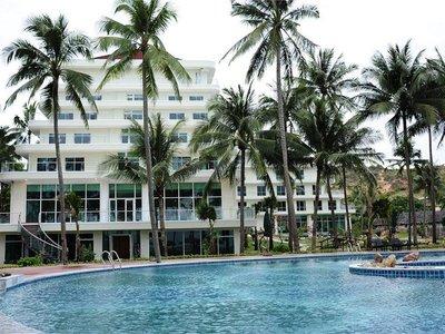 Отель Muong Thanh Mui Ne Hotel 4* Фантьет Вьетнам