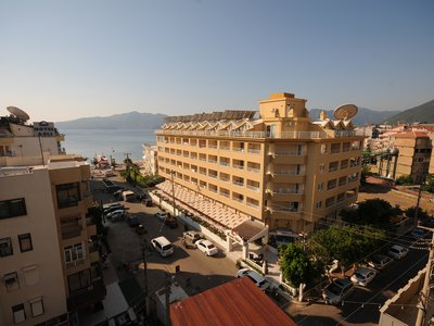 Отель Mert Seaside Hotel 3* Мармарис Турция