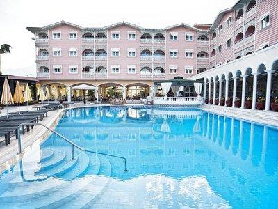 Отель Pasha's Princess 4* Кемер Турция