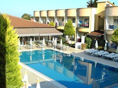 Отель Sayanora Hotel 3* Сиде Турция