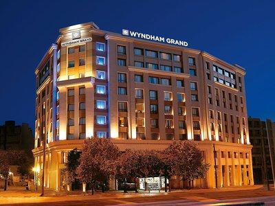 Отель Wyndham Grand Athens Hotel 5* Афины Греция