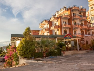 Отель Nertili Hotel 3* Саранда Албания