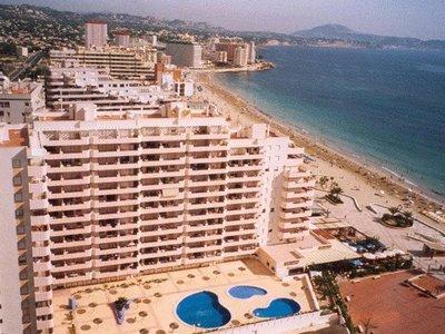 Отель Zafiro Unitursa Apartamentos 2* Коста Бланка Испания