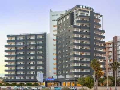 Отель Port Europa Hotel 3* Коста Бланка Испания