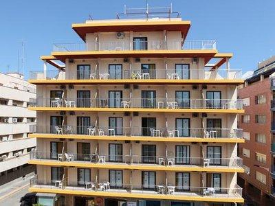 Отель Brasil Hotel 2* Коста Бланка Испания