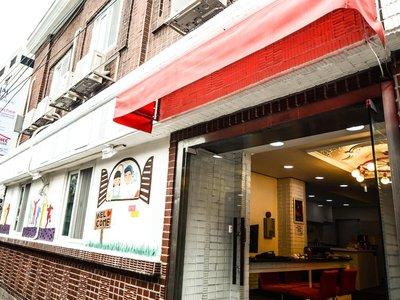 Отель YaKorea Hostel Dongdaemun 2* Сеул Южная Корея