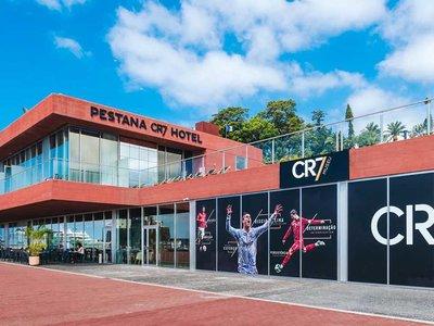 Отель Pestana CR7 Funchal Hotel 4* о. Мадейра Португалия