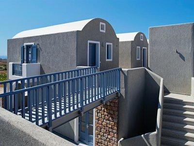 Отель Acroterra Rosa Luxury Suites 5* о. Санторини Греция