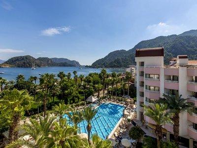 Отель Aqua Hotel 5* Мармарис Турция
