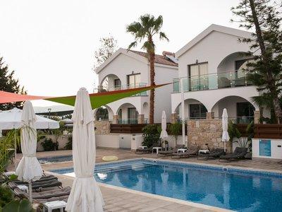 Отель Caprice Mediterranean Resort 3* Пафос Кипр
