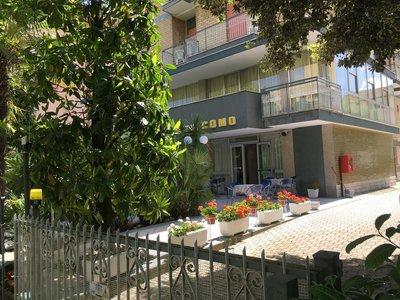 Отель Como Hotel 2* Римини Италия