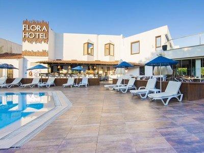 Отель Club Flora Hotel 3* Бодрум Турция