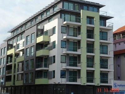 Отель Botabara Atlantic Apartments 2* Поморие Болгария