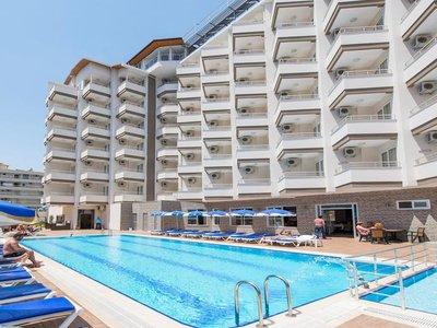 Отель Grand Atilla 3* Алания Турция