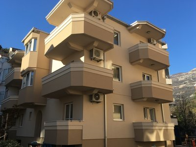 Отель Beli Villa 3* Бечичи Черногория