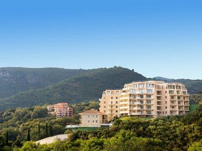 Отель Belvedere Residence 4* Бечичи Черногория