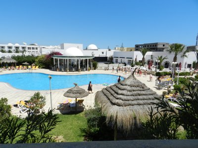 Отель Zodiac Hotel 4* Хаммамет Тунис