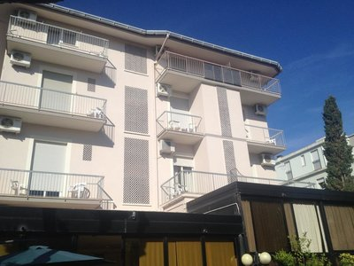 Отель Reale Hotel Rimini 3* Римини Италия