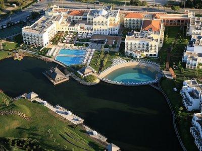 Отель Blue & Green The Lake Spa Resort 5* Алгарве Португалия