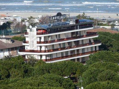 Отель Paradiso Hotel Bovelacci 5* Римини Италия