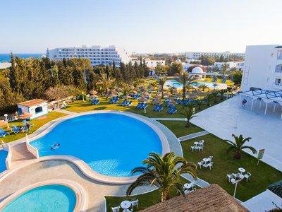 Отель Le Zenith Hotel 3* Хаммамет Тунис