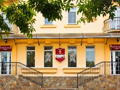 Отель Евро 2* Бердянск Украина
