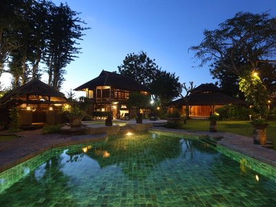 Отель Alindra Villa 4* Джимбаран (о. Бали) Индонезия