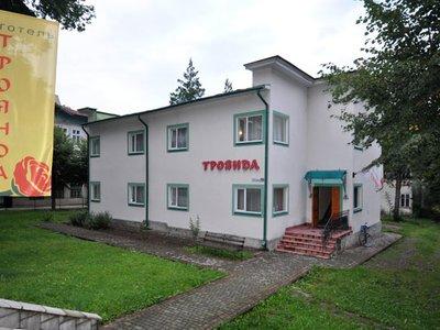 Отель Троянда 2* Моршин Украина