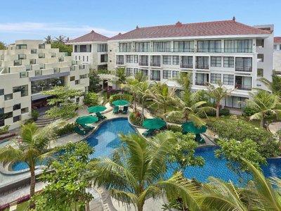 Отель Bali Nusa Dua Hotel 4* Нуса Дуа (о. Бали) Индонезия